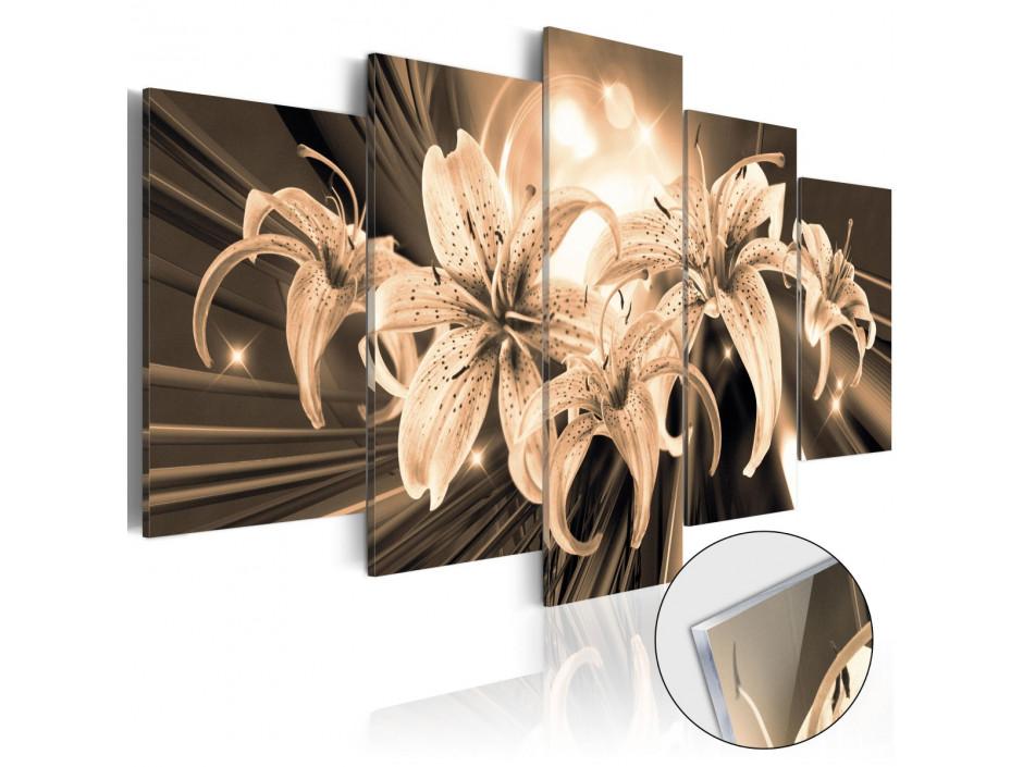 Tableau sur verre acrylique  Bouquet of Memories [Glass]