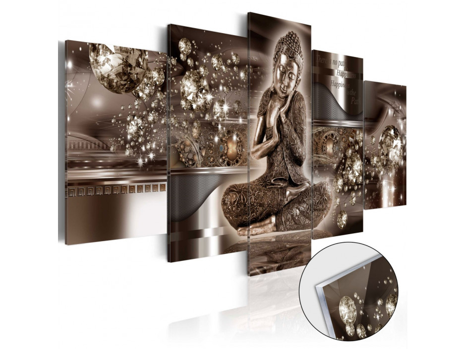 Tableau sur verre acrylique Inner Harmony [Glass]