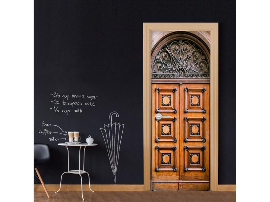 Papier-peint pour porte - Antique Doors