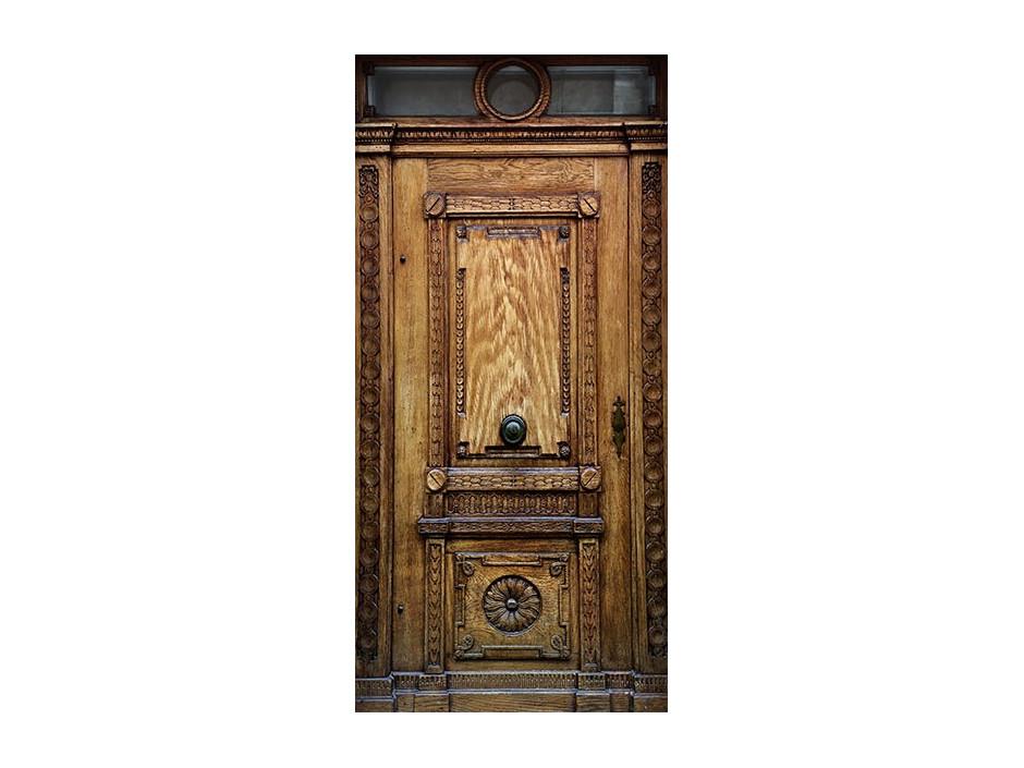 Papierpeint pour porte  Medieval Entrance