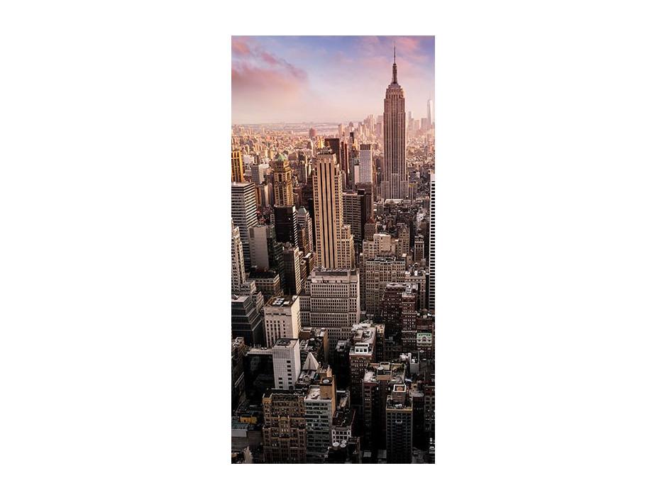 Papierpeint pour porte  Photo wallpaper – New York I