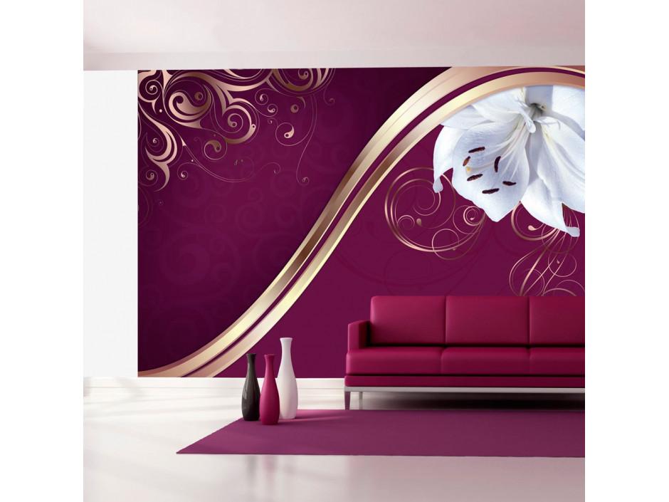 Papier peint  Floral umbrella