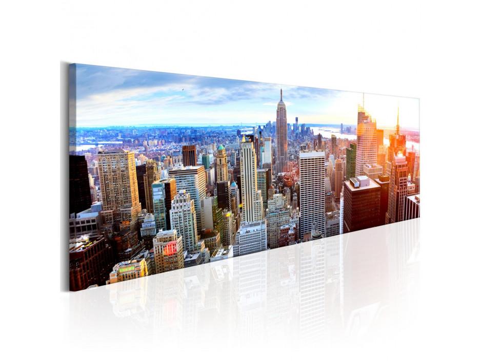 Tableau - Beautiful Manhattan