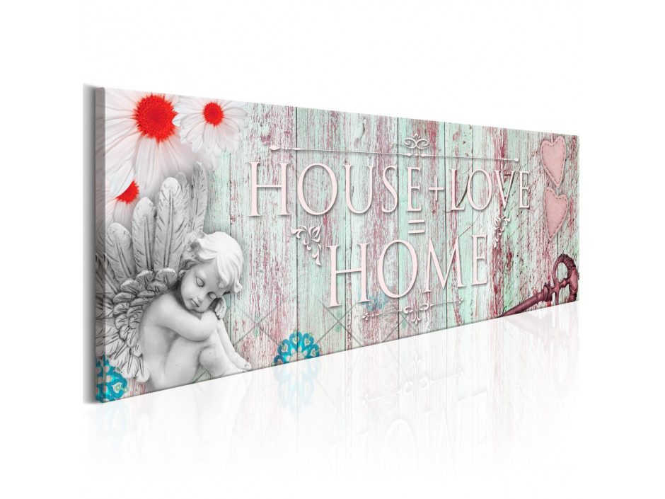 Tableau - Home: House + Love