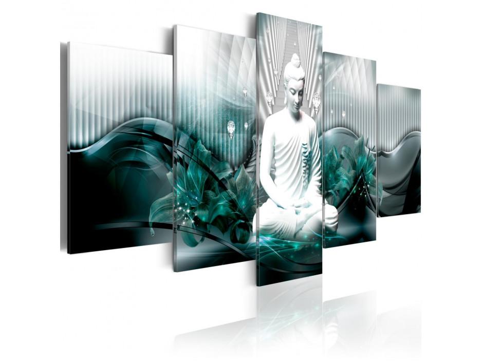 Tableau - Azure Meditation