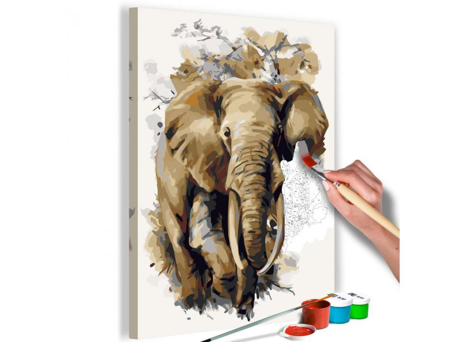 Tableau à peindre par soimême  Beautiful Giant