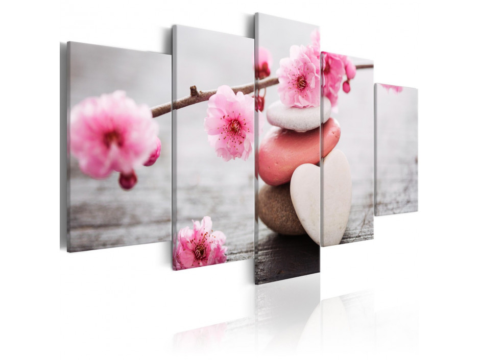 Tableau - Zen: Cherry Blossoms III