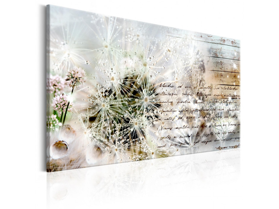 Tableau - Starry Dandelions