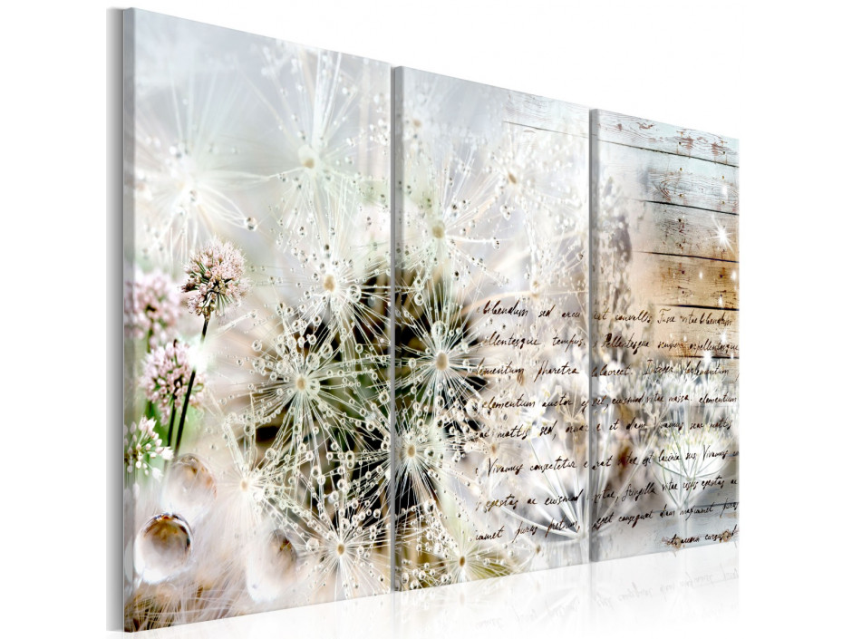 Tableau - Starry Dandelions I