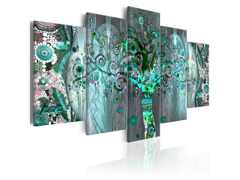 Tableau - Mosaic Tree