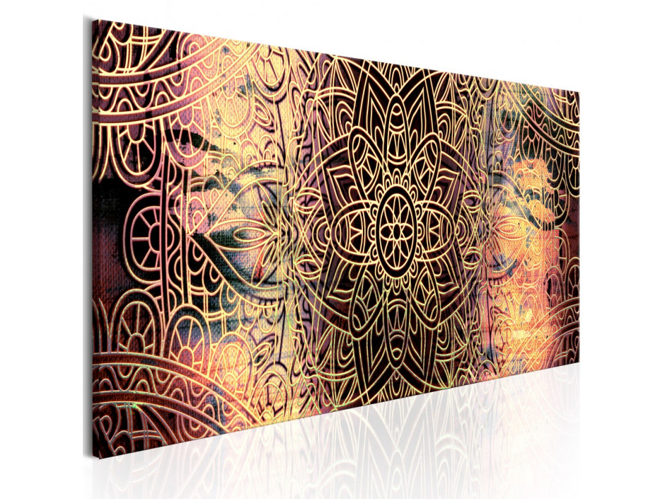 Tableau - Mandala: Sunny Poetry
