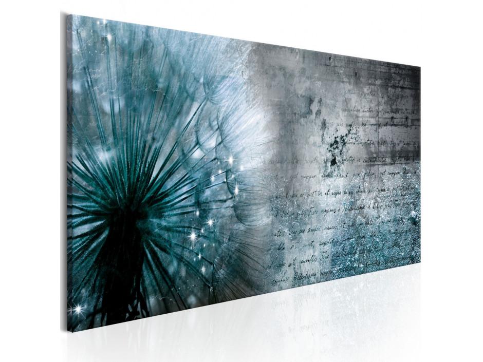 Tableau - Blue Dandelion