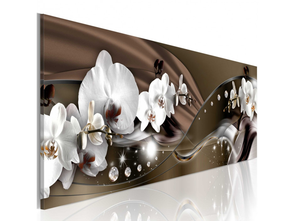 Tableau - Chocolate Dance of Orchid