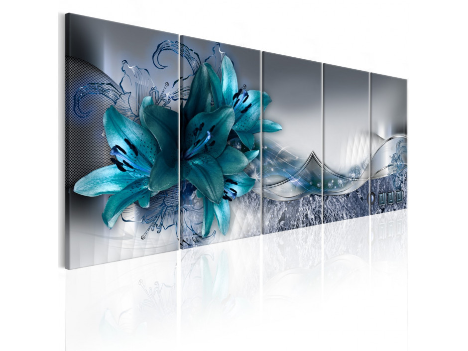 Tableau - Arctic Lilies