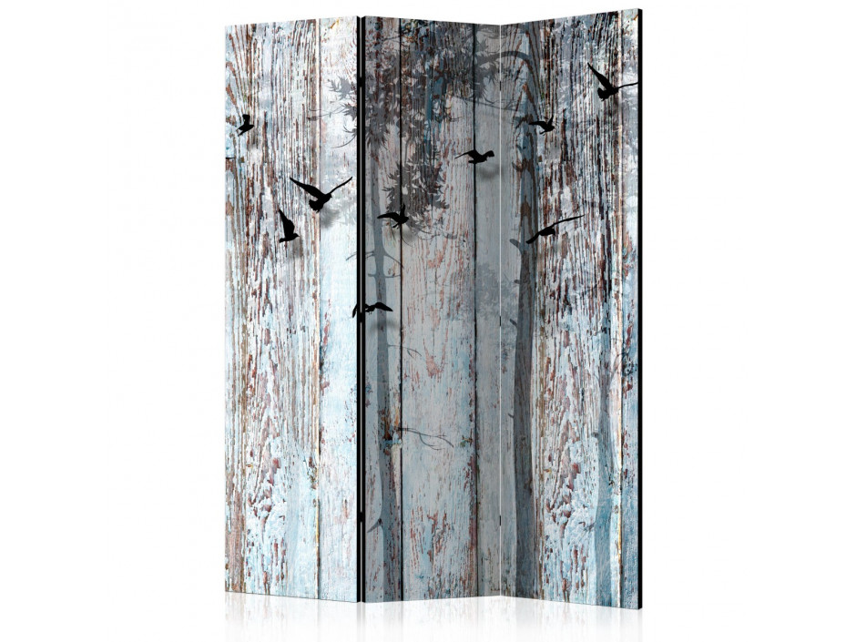 Paravent 3 volets Rustic Boards [Room Dividers]