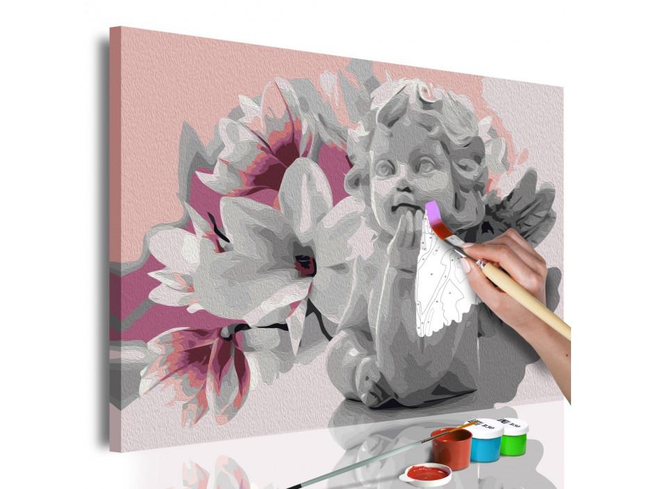 Tableau à peindre par soimême  Angels Dreams