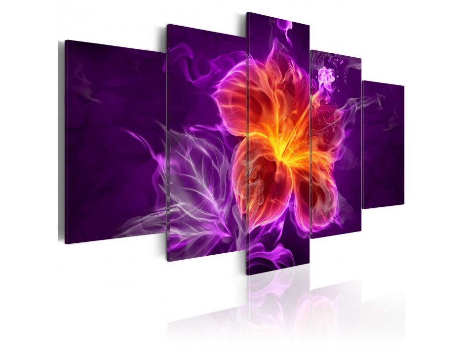 Tableau - Esoteric flower