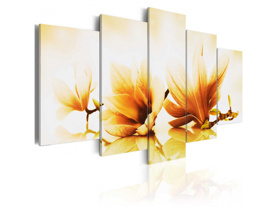 Tableau - Magnolias d'ambre