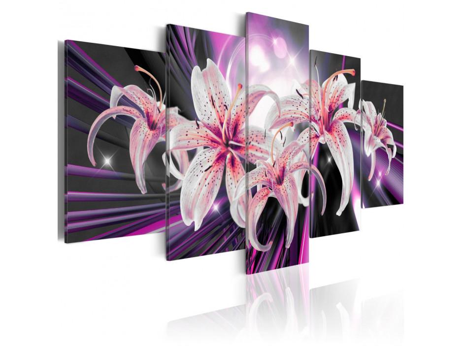 Tableau - Violet Inspiration