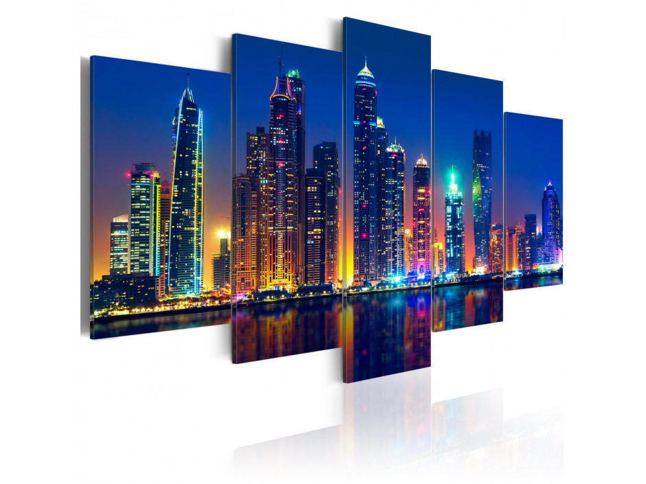 Tableau - Nights in Dubai