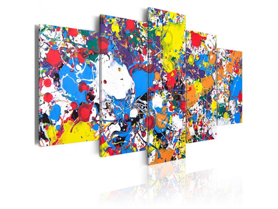 Tableau  Colourful Imagination