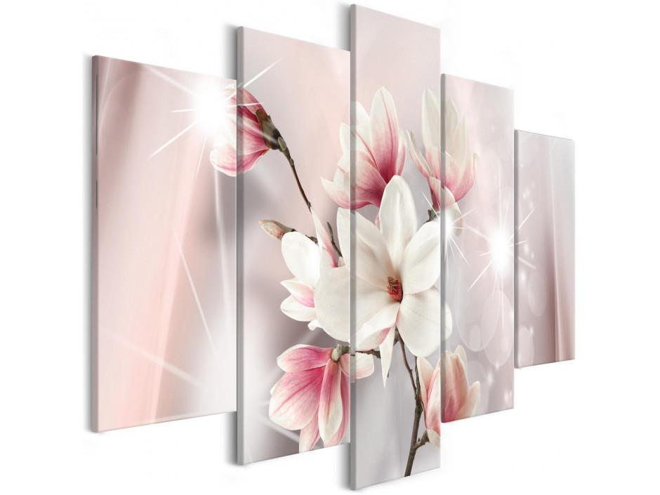 Tableau - Dazzling Magnolias (5 Parts) Wide