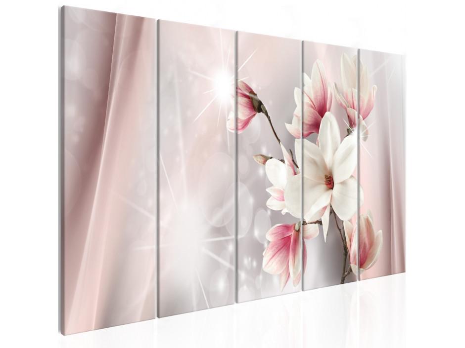 Tableau - Dazzling Magnolias (5 Parts) Narrow