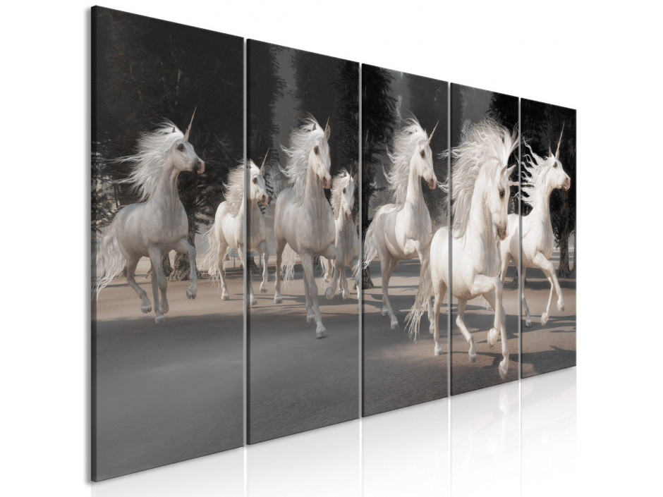 Tableau - Unicorns Run (5 Parts) Narrow