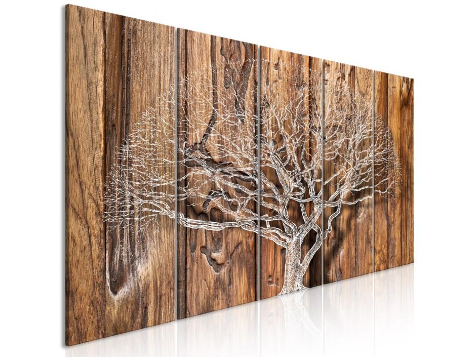 Tableau - Tree Chronicle (5 Parts) Narrow