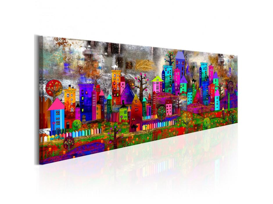 Tableau - Fantasy City