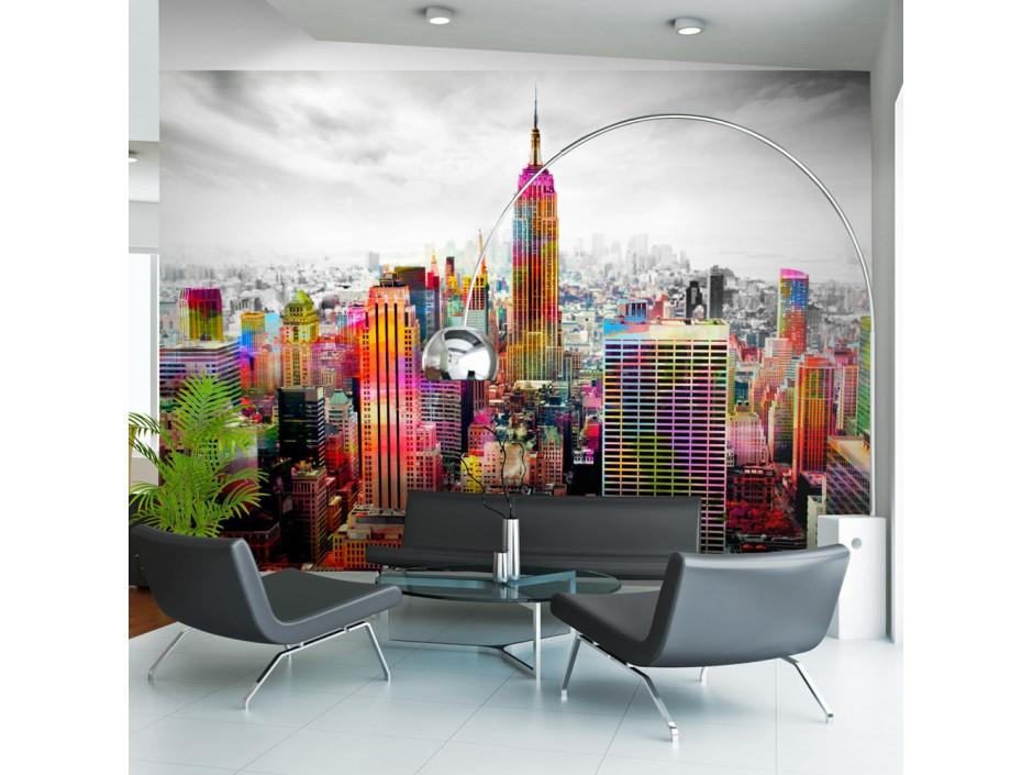 Papier peint  Colors of New York City II