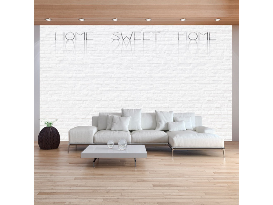Papier peint  Home, sweet home  wall