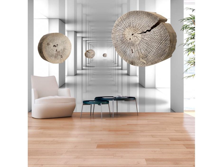 Papier peint  Inventive Corridor