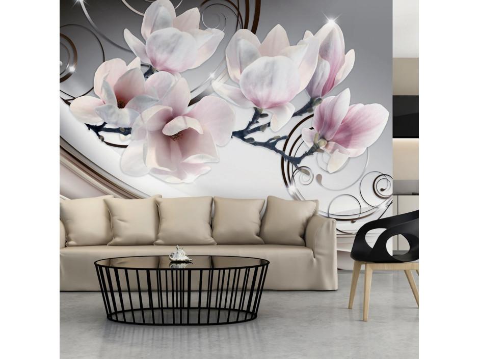 Papier peint - Belle Magnolia
