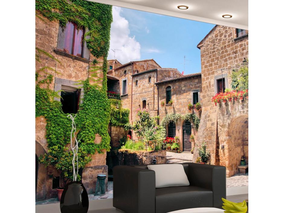 Papier peint  Tuscan alley
