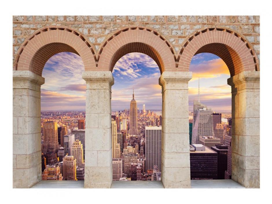 Papier peint  Pillars of the City