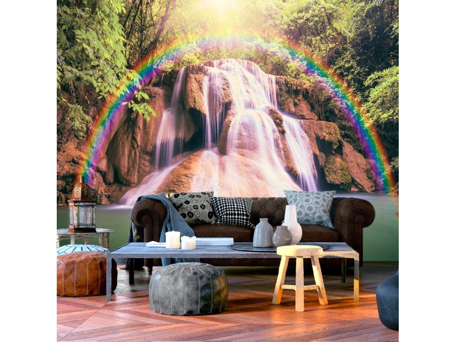 Papier peint  Magical Waterfall