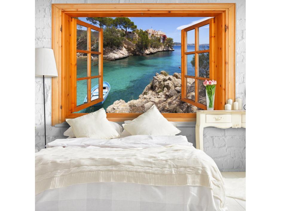 Papier peint  Mediterranean Landscape