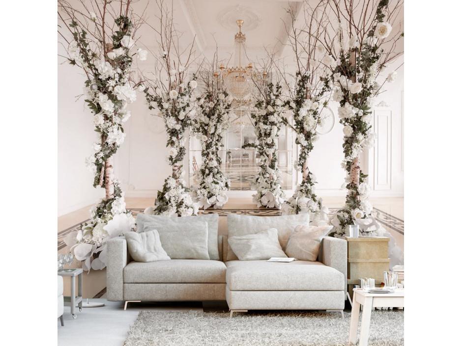 Papier peint  Flower Chamber