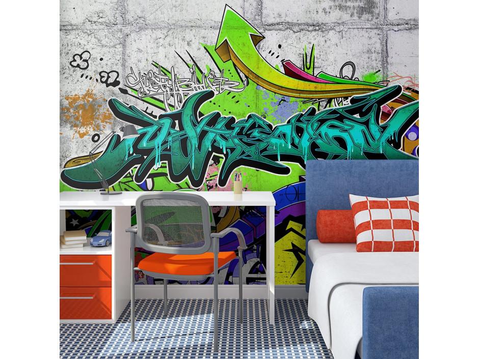 Papier peint  Colours of a City
