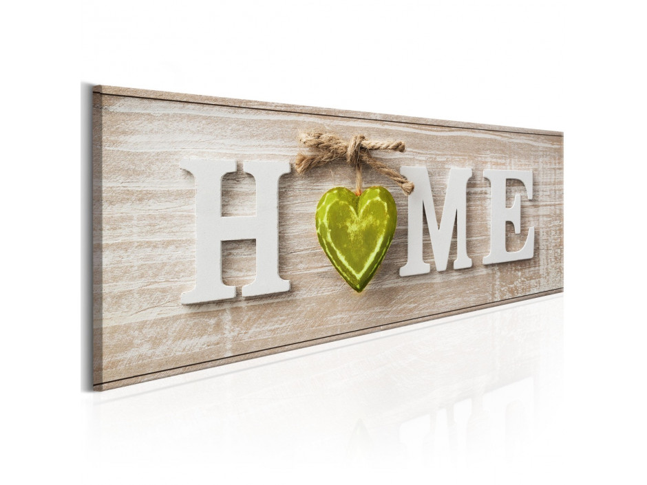 Tableau  Home Green