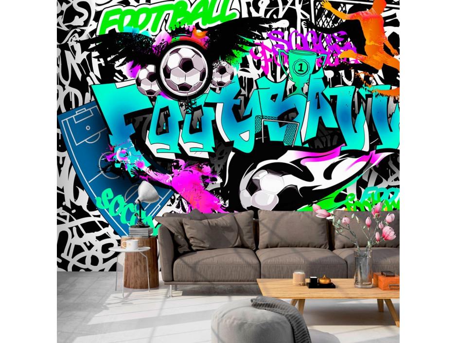 Papier peint  Sports Graffiti