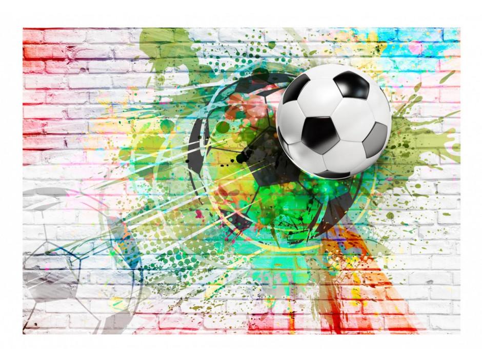 Papier peint  Colourful Sport