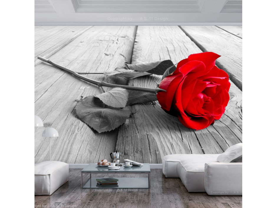 Papier peint - Abandoned Rose