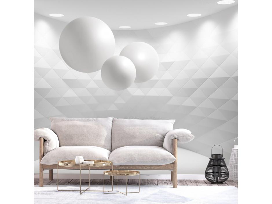 Papier peint  Geometric Room