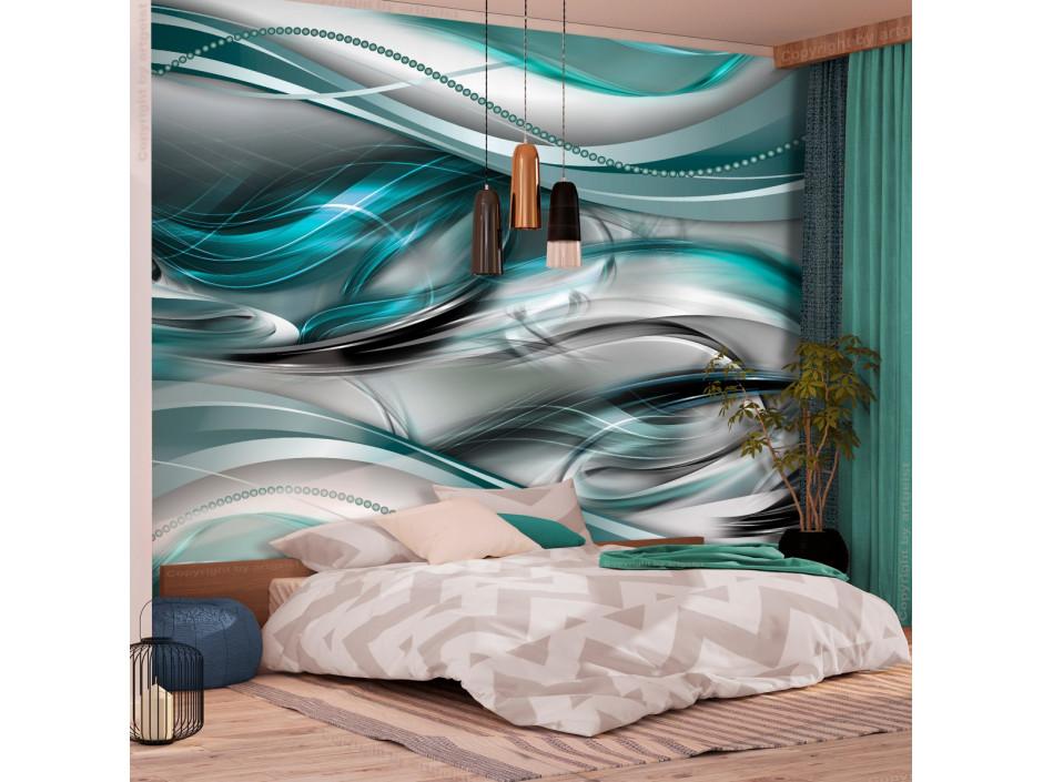 Papier peint  Tunnels (Green)