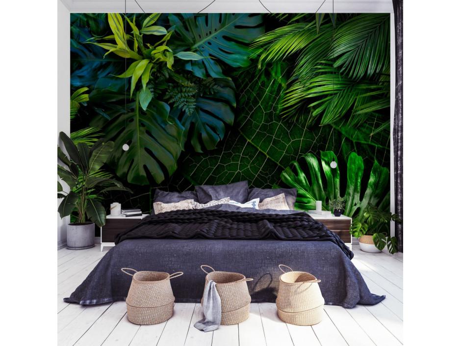 Papier peint  Dark Jungle