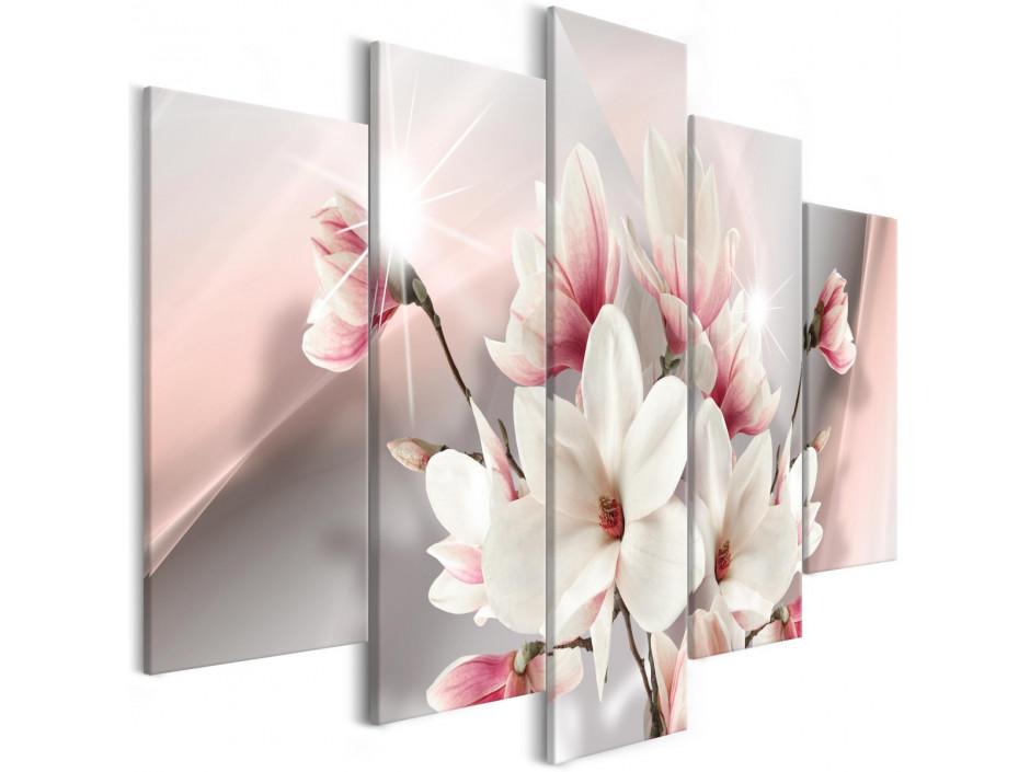 Tableau - Magnolia in Bloom (5 Parts) Wide