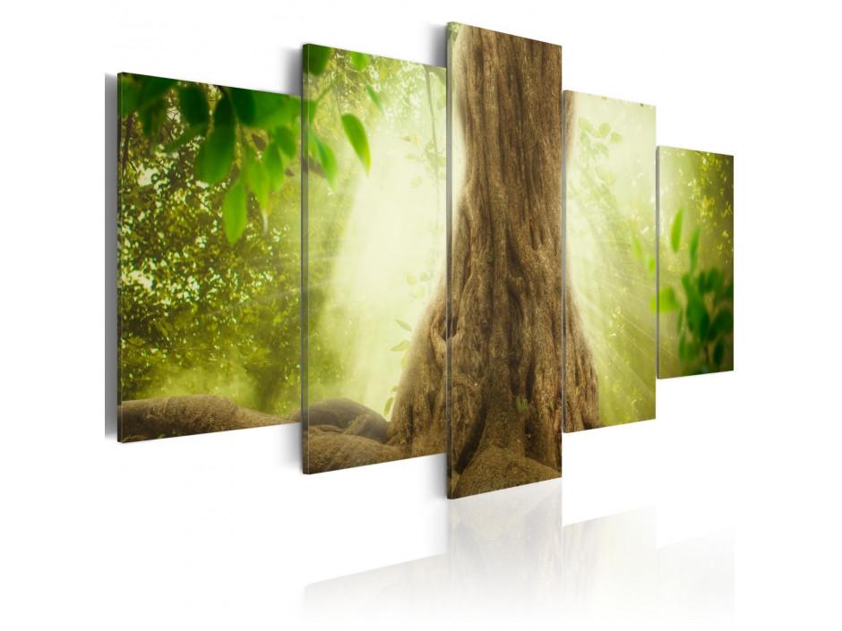 Tableau - Elves Tree