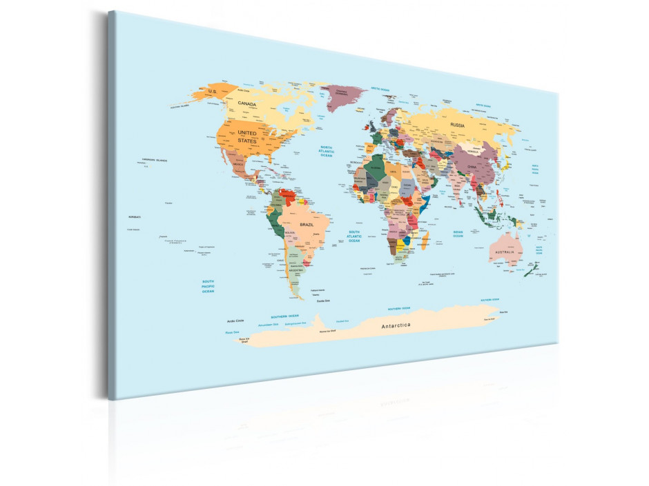 Tableau  World Map Travel with Me